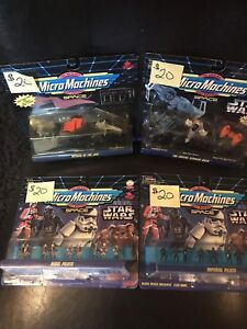 Vintage Star Wars Micro Machines