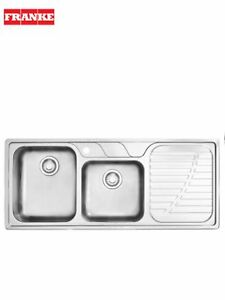 Franke DRX621 Right hand draine Sink Hinchinbrook Liverpool Area Preview