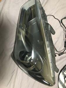 2013+ Hyundai Genesis Coupe HID Model Headlights