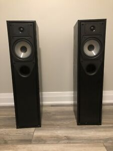 Mission speakers (made in England)