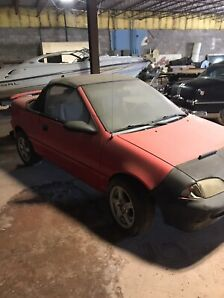 Project convertible cars
