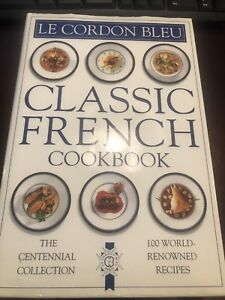 Let Cordon Bleu Classic French Cookbook for $5
