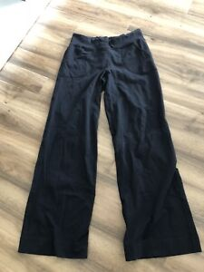 Lululemon wide legged pants - size 6