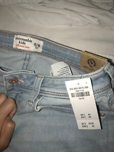 Brand New with tags girlfriend jeans from Abercrombie