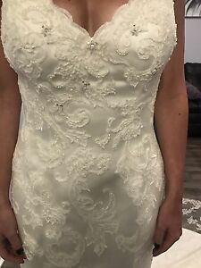 Brand new wedding dress never worn