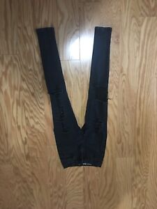 Cali High rise skinny jeans size 1