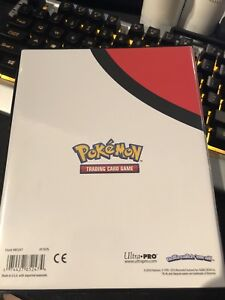 4 Page Pokémon trading card book
