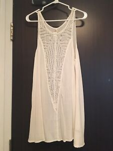 O'Neill bathing suit cover up (new)