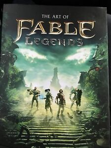 Fable books & Controller