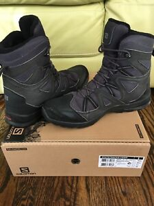 Solomon Men winter boots size11