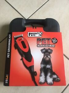 Pet Grooming Kit Electric Clipper Pet Products Gumtree Australia