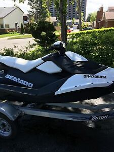 2015 Seadoo Spark 3up 90hp