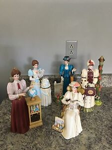 Mrs.Albee  pc collector figurines