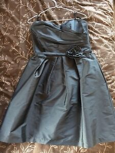 Strapless Alfred Sung Bridesmaid dress (Jr Prom)
