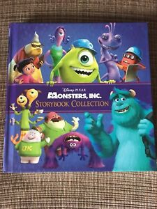 monsters inc book