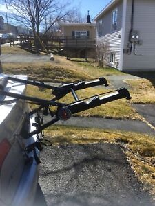 Bike Carrier / Bicycle Car Rack with Folding Arms
