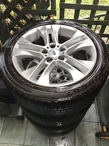 FG XR6 Wheels & tyres Wollongong Wollongong Area Preview