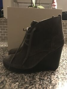 NEW Lacoste boots size 7
