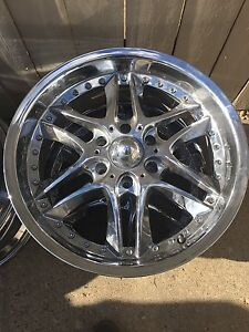 American Racing wheels 20x8.5 GM Chev 6x5.5