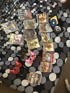Ps3 bundle/lot off stuff/extra/great shape