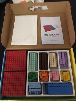 Math U See - Beta, complete set **reduced!! $300**