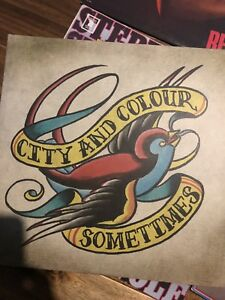 City and Colour-sometimes. Double lp