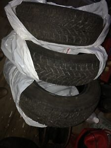 Good year Ultra Grip winter tires for sale!