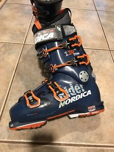 Nordica Strider 130 DYN Alpine/Tour  Size 26.5 Ski Boot