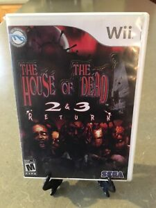 Wii house of the dead