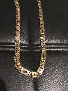 25.4 Gram 14kt Yellow Gold Chain Necklace