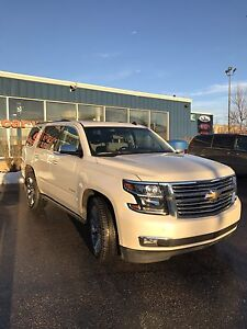 2015 Chevrolet Tahoe LTZ w/ extended warranty for sale