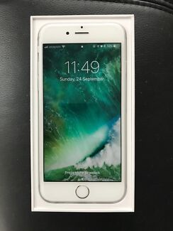 iPhone 6S Silver 64 gb unlocked -priced