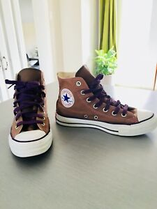 Converse high tops sz: 6.5