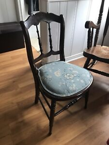 Antique chair - dining / office