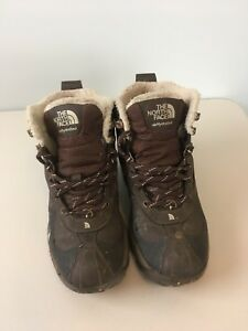 The North Face winter boots