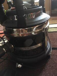 Filter Queen Majestic vacuum