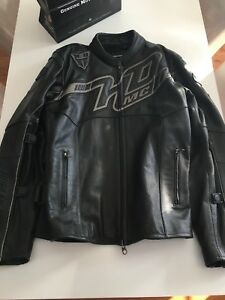 Harley Davidson Genuine Leather Jacket XL