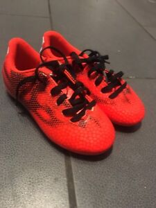 Youth boys adidas soccer shoes