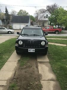 2009 Jeep Patriot 5500$ obo