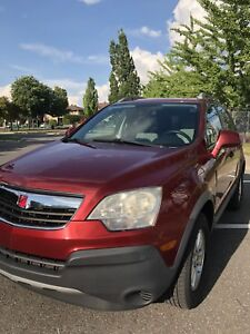 Saturn Vue A1: Car Starter, Very Low Mileage, Winter Tires
