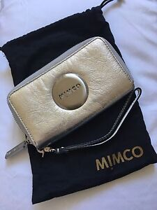Mimco Zip Tech Purse Carindale Brisbane South East Preview