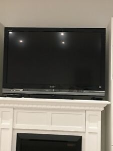 Sony Bravia TV ACL 46 in