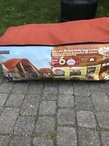 Ozark Trail 6 person tent and extras