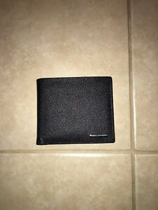100% Authentic Brand new Ermenegildo Zegna calfskin wallet