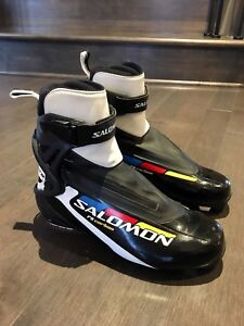 Bottes de ski de fond Salomon RS Carbon