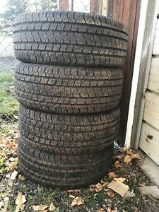 255/50R19 Cooper Discoverer CTS All Season tires
