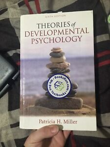 Theories of Developmental Psychology - Patricia Miller 6th Ed.
