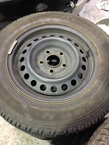 Toyota Corolla rims only
