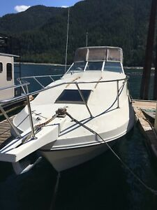 27' foot- 1981 BayLiner