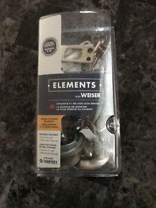 Weiser Elements Single Cylinder Deadbolt